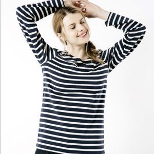 St James Meridien Breton top // sz small/med